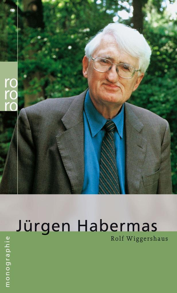 Jürgen Habermas als Taschenbuch