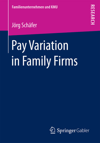 Pay Variation in Family Firms als Buch von Jörg...