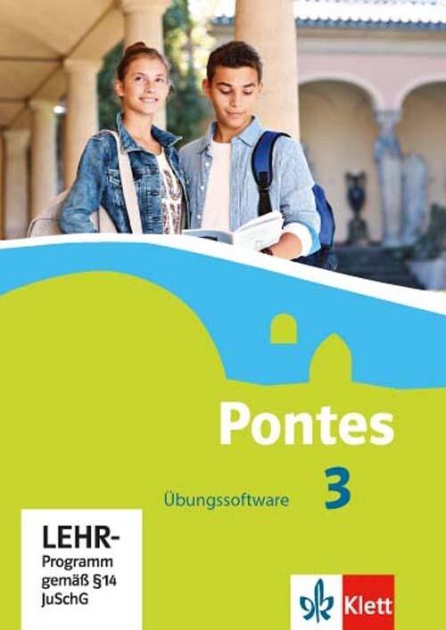 Pontes 3. Übungssoftware mit Vokabeltrainer, CD...