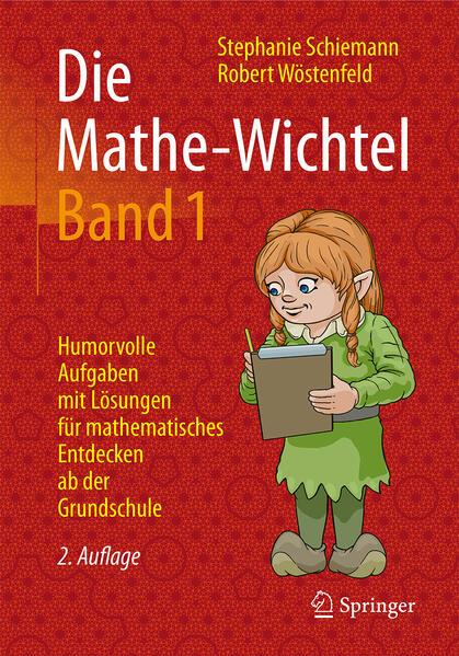Die Mathe-Wichtel Band 1 als Buch
