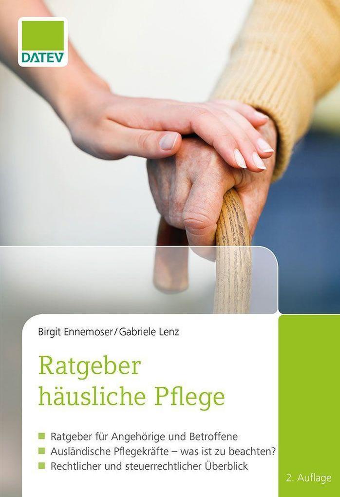 Ratgeber häusliche Pflege als eBook