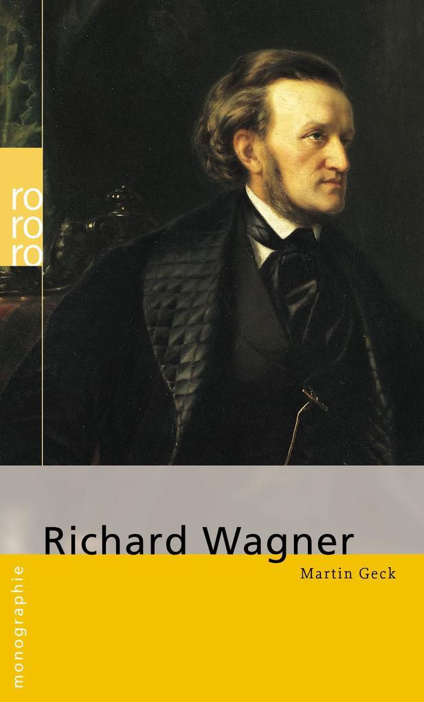 Richard Wagner als Taschenbuch