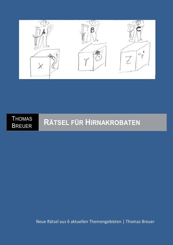 Rätsel für Hirnakrobaten als Buch (kartoniert)