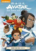 Avatar: Der Herr der Elemente Comicband 15