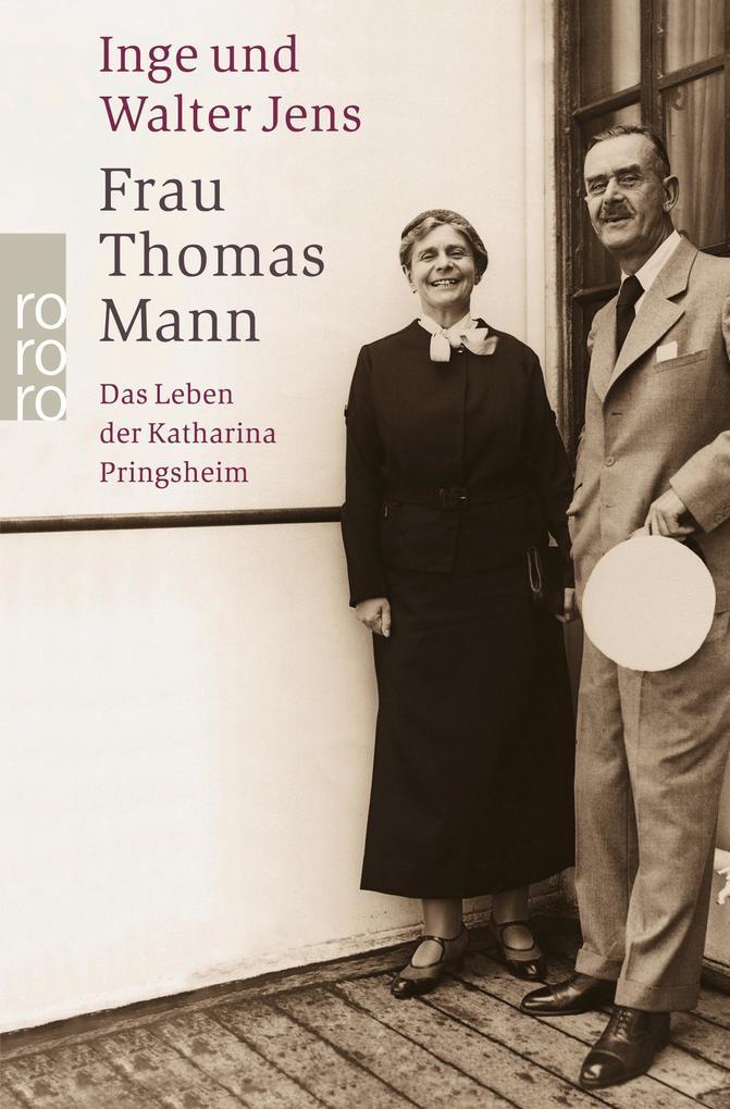 Frau Thomas Mann als Taschenbuch