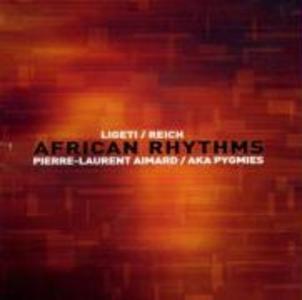 African Rhythms als CD