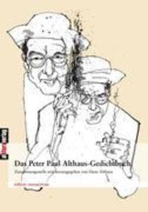 Das Peter Paul Althaus-Gedichtbuch als Buch