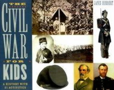 Civil War for Kids als Taschenbuch