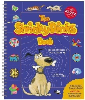 The Shrinky Dinks Book als Taschenbuch