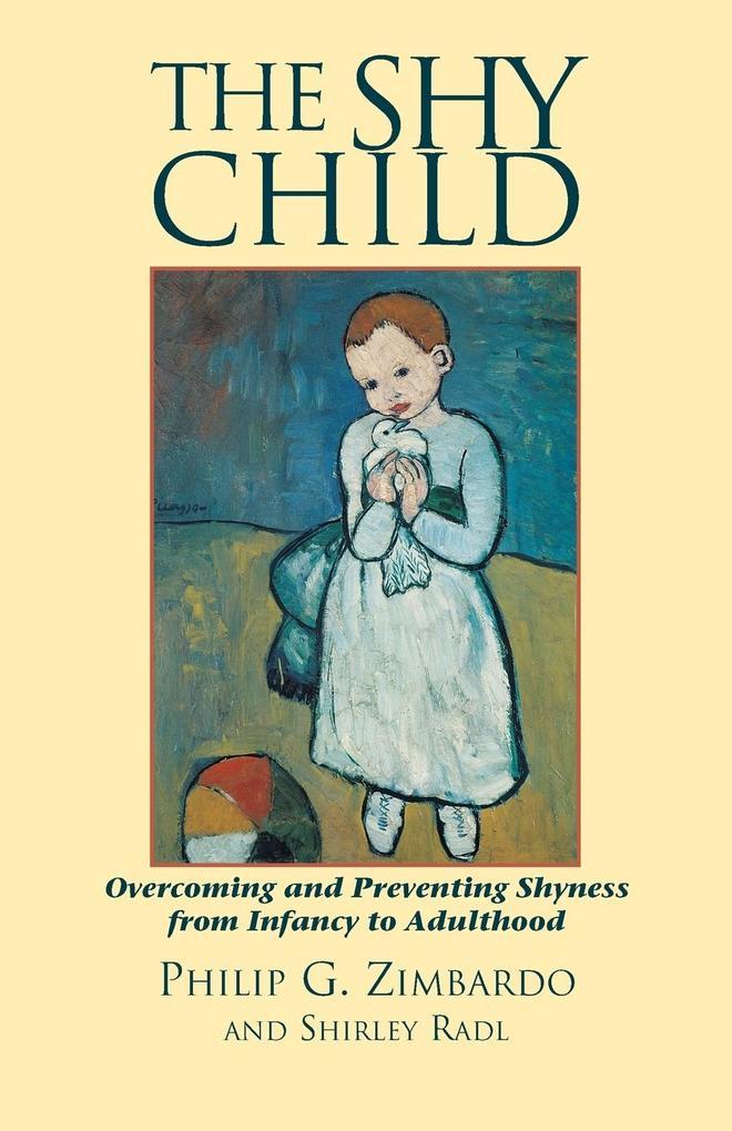The Shy Child als Buch