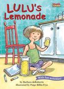 Lulu's Lemonade: Liquid Measure