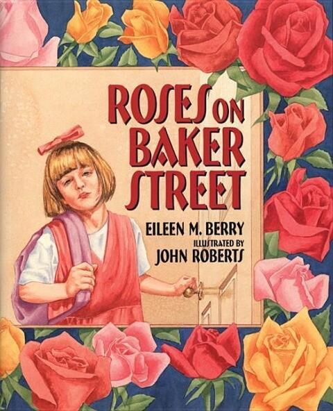 Roses on Baker Street als Taschenbuch