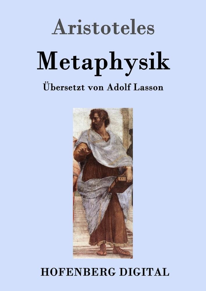 Metaphysik als eBook