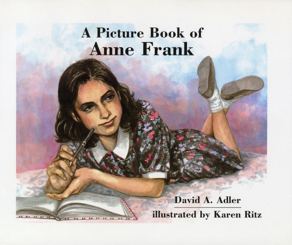 A Picture Book of Anne Frank als Taschenbuch