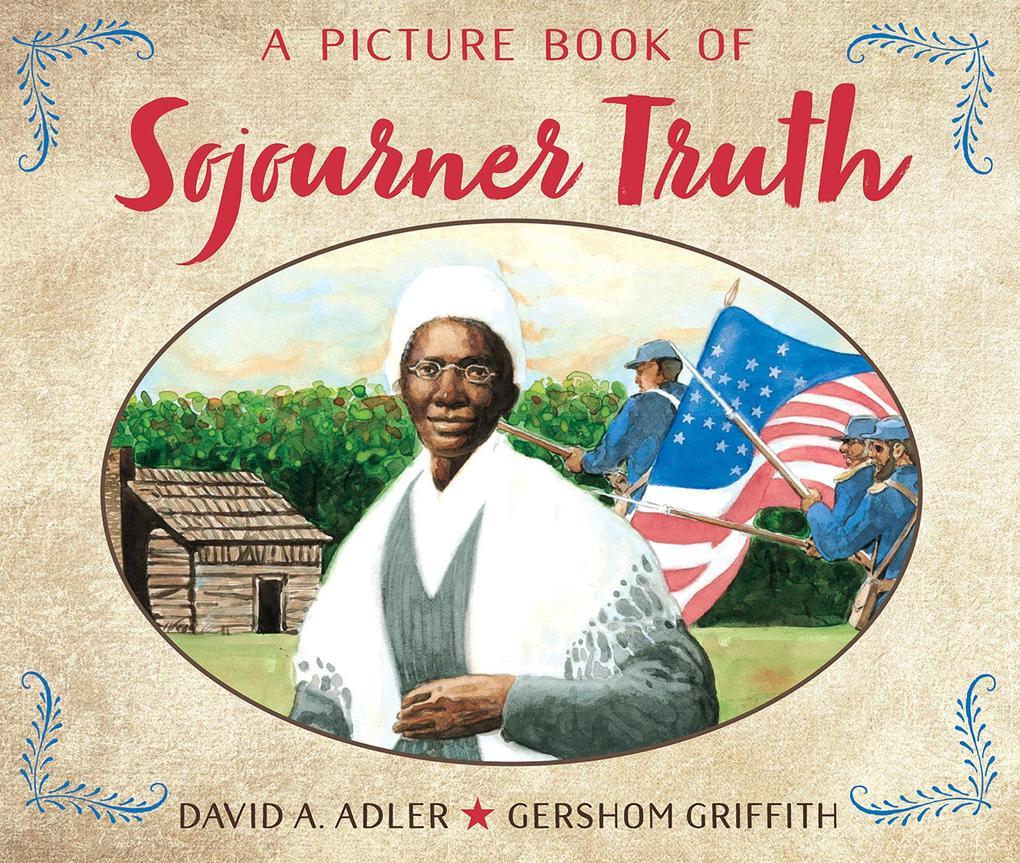 A Picture Book of Sojourner Truth als Taschenbuch