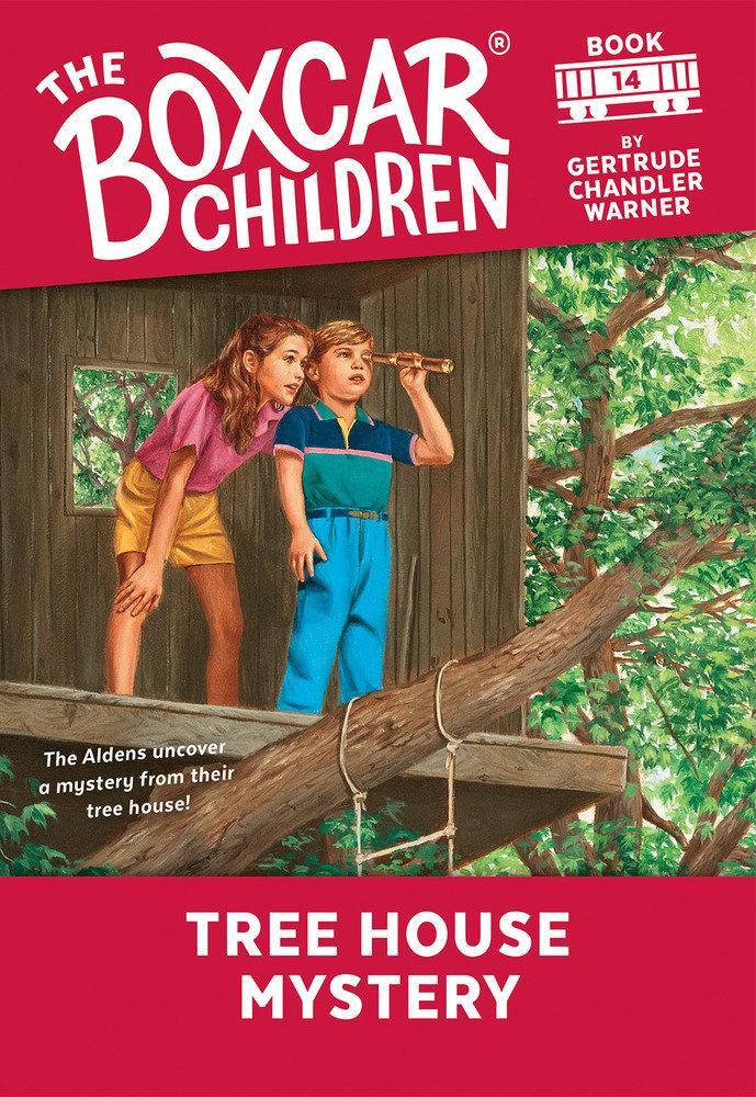 Tree House Mystery als Taschenbuch