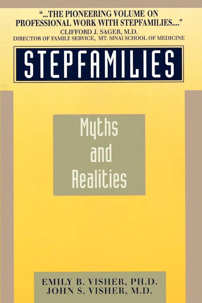 Stepfamilies als Taschenbuch