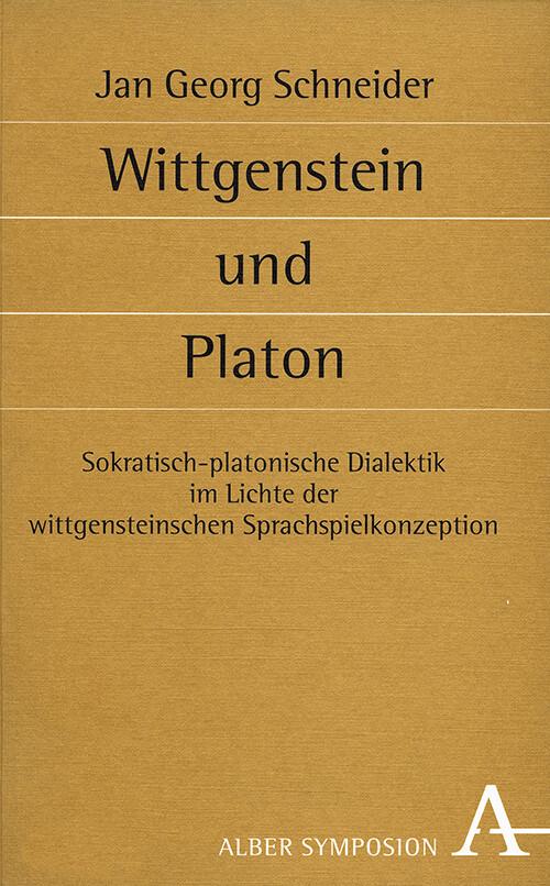 Wittgenstein und Platon als Buch