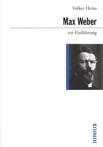 Max Weber zur Einführung als Buch