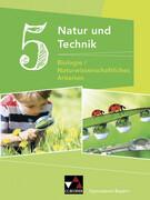 Natur und Technik 5: Biologie / Naturwissenschaftliches Arbeiten. Schülerband Gymnasium Bayern