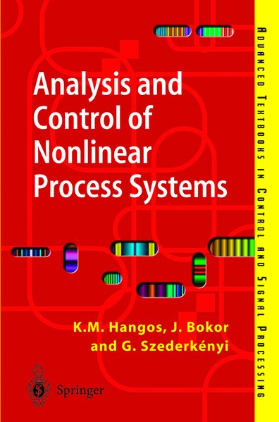 Analysis and Control of Nonlinear Process Systems als Buch (kartoniert)
