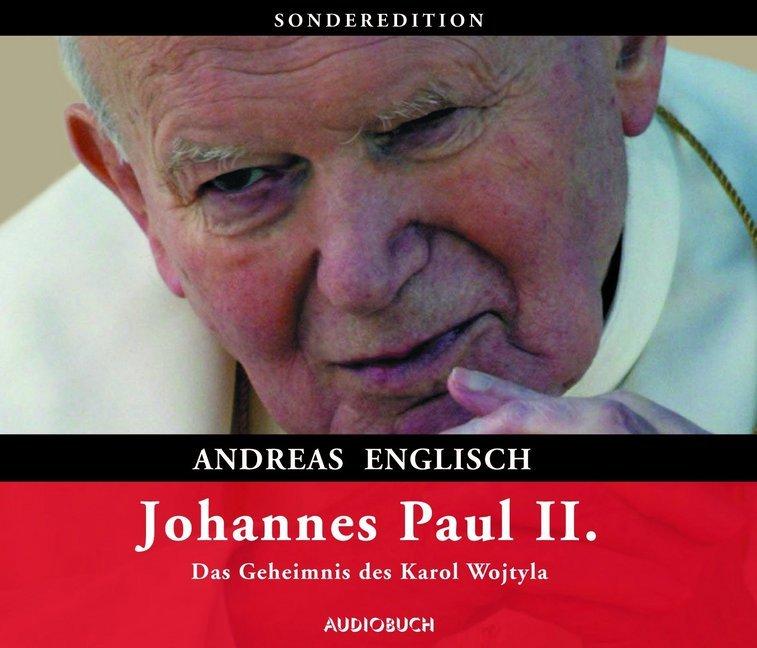 Johannes Paul II., 4 Audio-CDs als Hörbuch