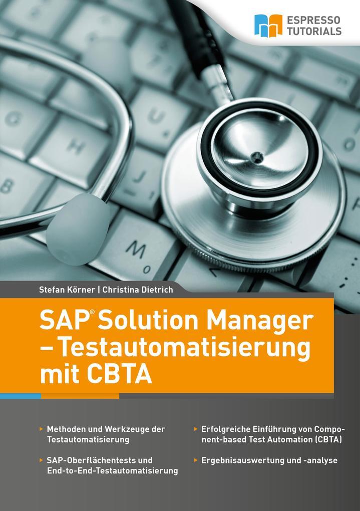 SAP Solution Manager - Testautomatisierung mit ...