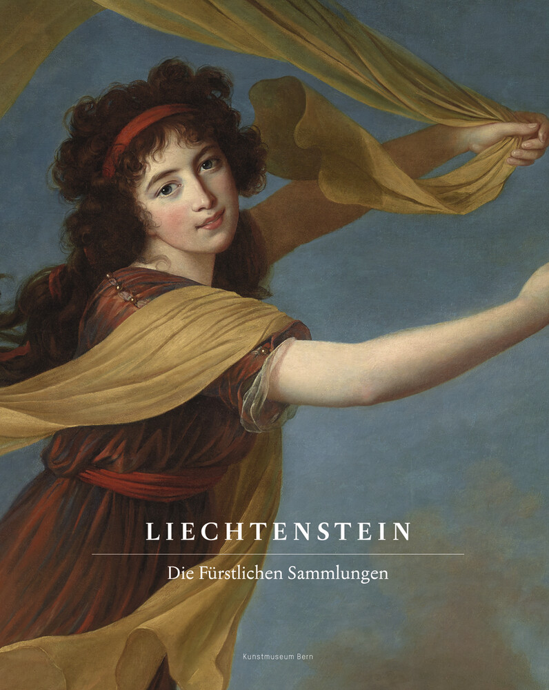 Liechtenstein als Buch von