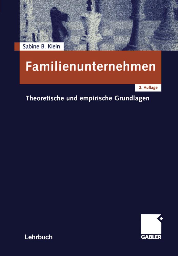 Familienunternehmen als Buch
