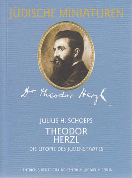 Theodor Herzl (1860 - 1904) als Buch
