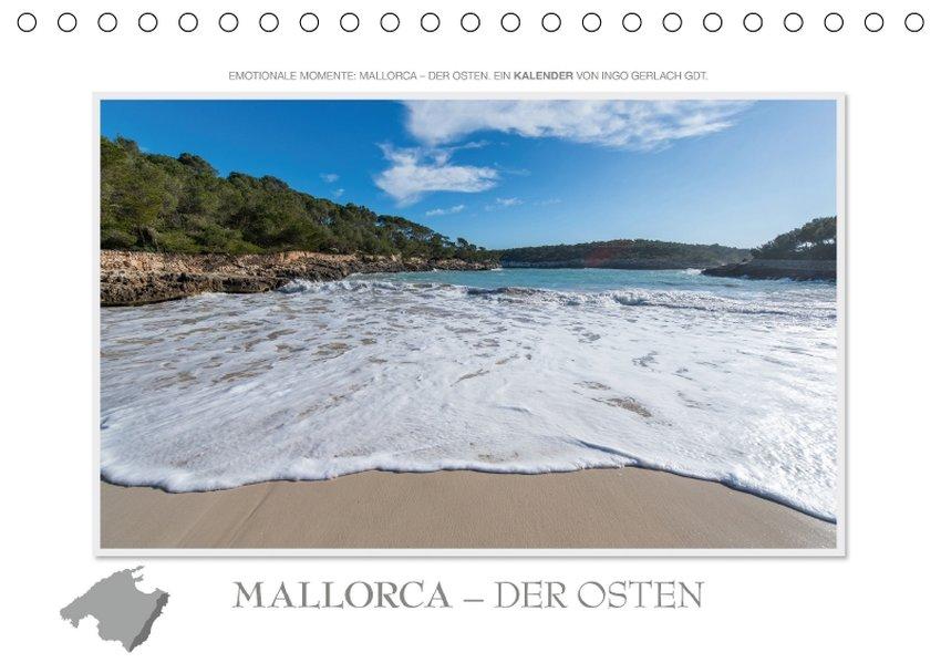 Emotionale Momente: Mallorca - der Osten. (Tisc...