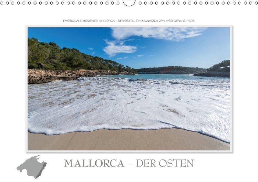 Emotionale Momente: Mallorca - der Osten. (Wand...