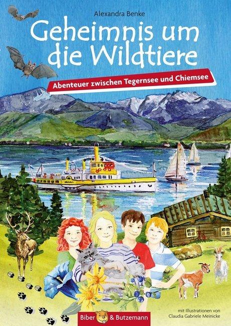 Geheimnis um die Wildtiere als Buch