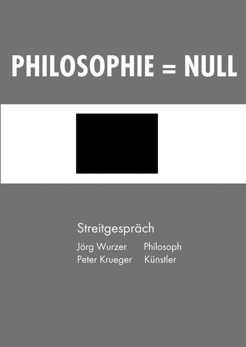 Philosophie = Null als Buch