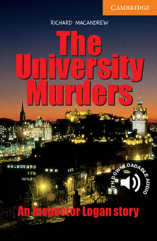 The University Murders als Buch