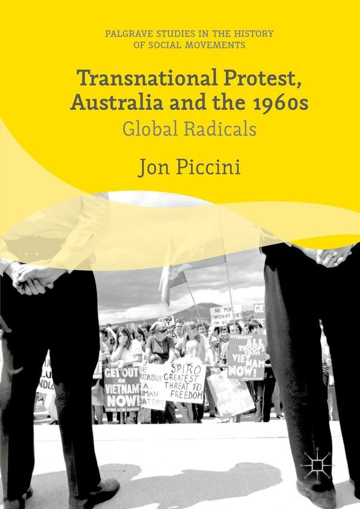 Transnational Protest, Australia and the 1960s als eBook pdf