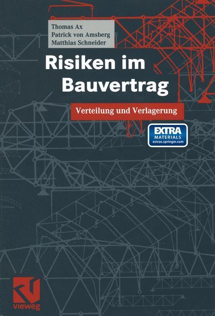 Risiken im Bauvertrag als Buch