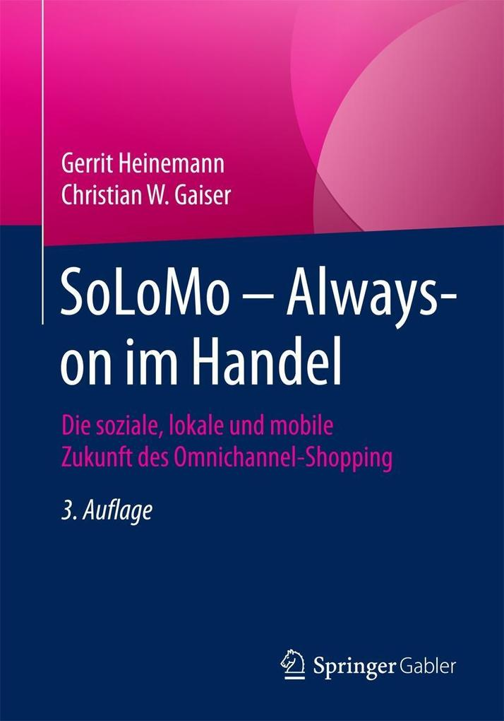 SoLoMo - Always-on im Handel als eBook Download...