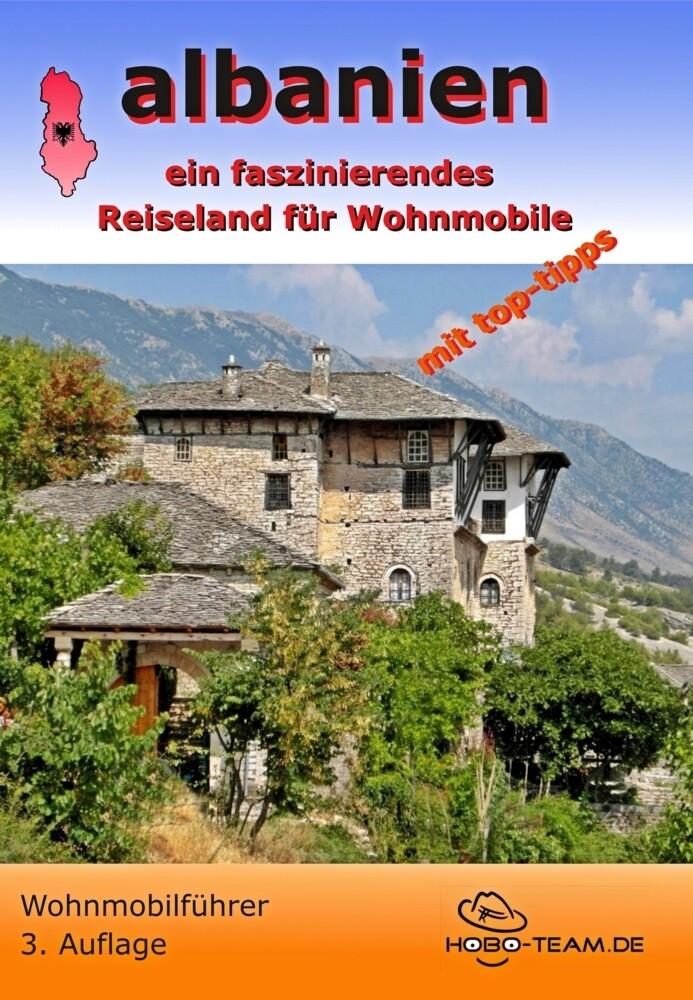 Albanien wohnmobilführer als Taschenbuch von Ma...