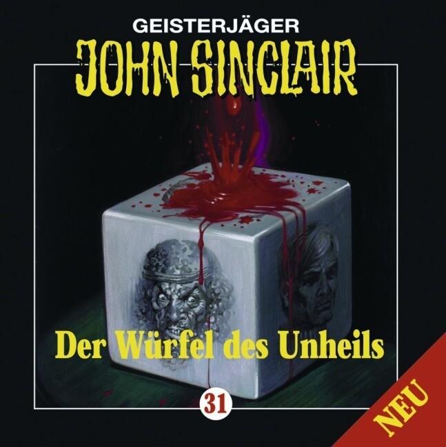 John Sinclair - Folge 31 als Hörbuch