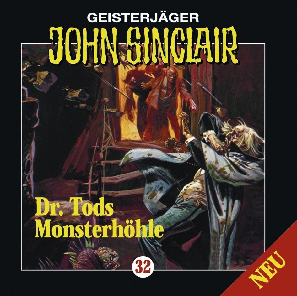 John Sinclair - Folge 32 als Hörbuch