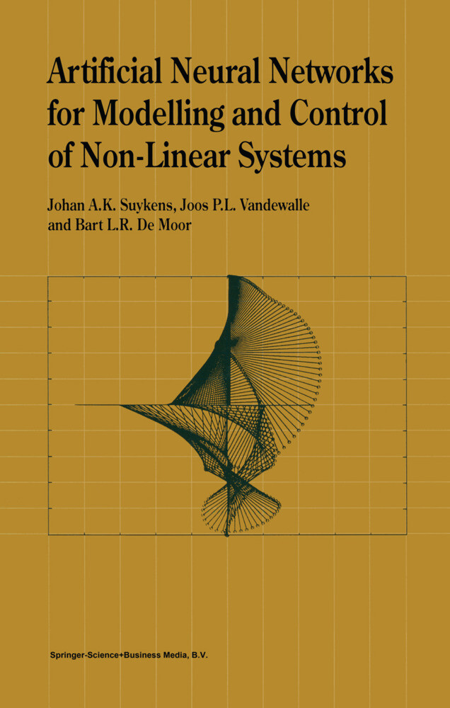 Artificial Neural Networks for Modelling and Control of Non-Linear Systems als Buch