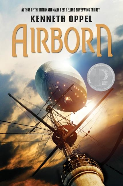 Airborn als Buch