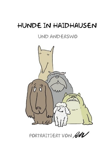Hunde in Haidhausen und anderswo als Buch