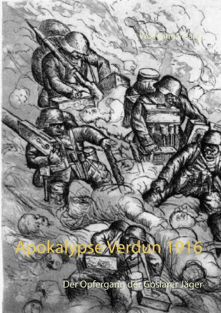 Apokalypse Verdun 1916 als eBook Download von W...