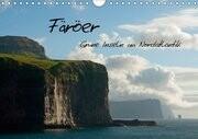 Färöer (Wandkalender 2017 DIN A4 quer)