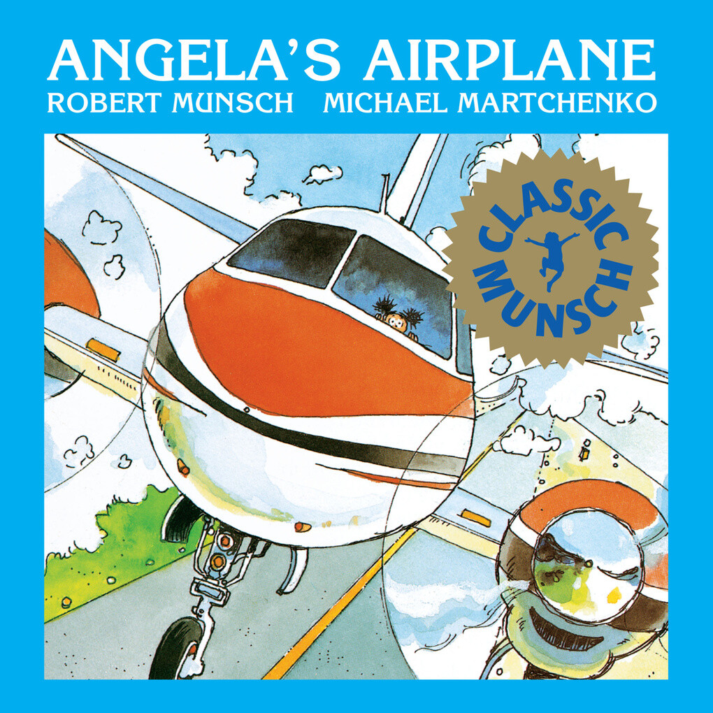 Angela´s Airplane als eBook Download von Robert...