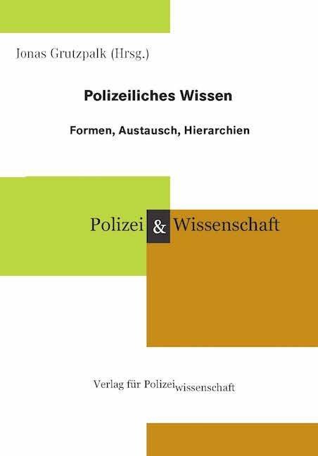 Polizeiliches Wissen als Buch von