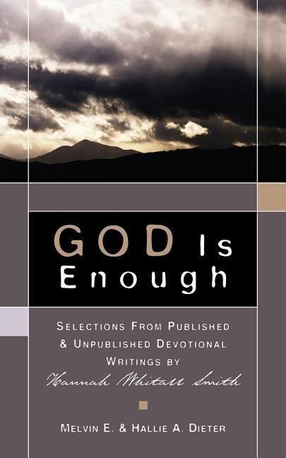 God Is Enough als Taschenbuch