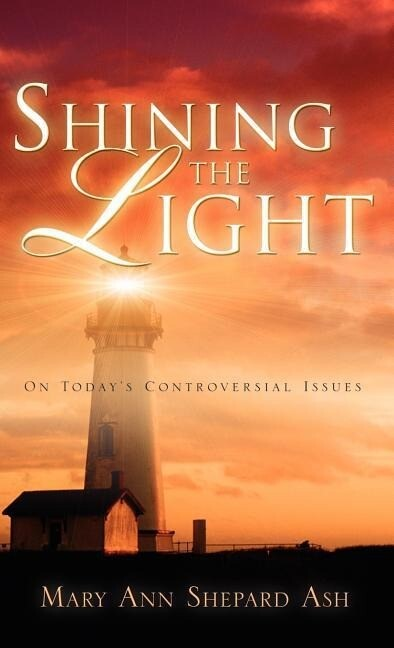 Shining the Light als Buch